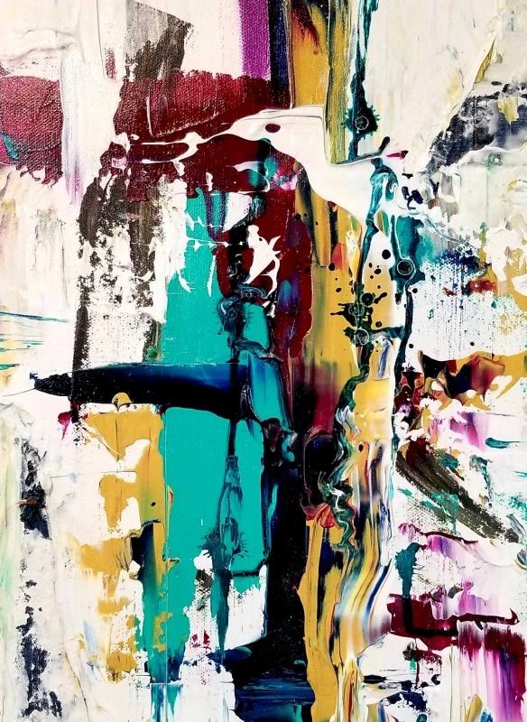 Color Splash | 20 x 10 |