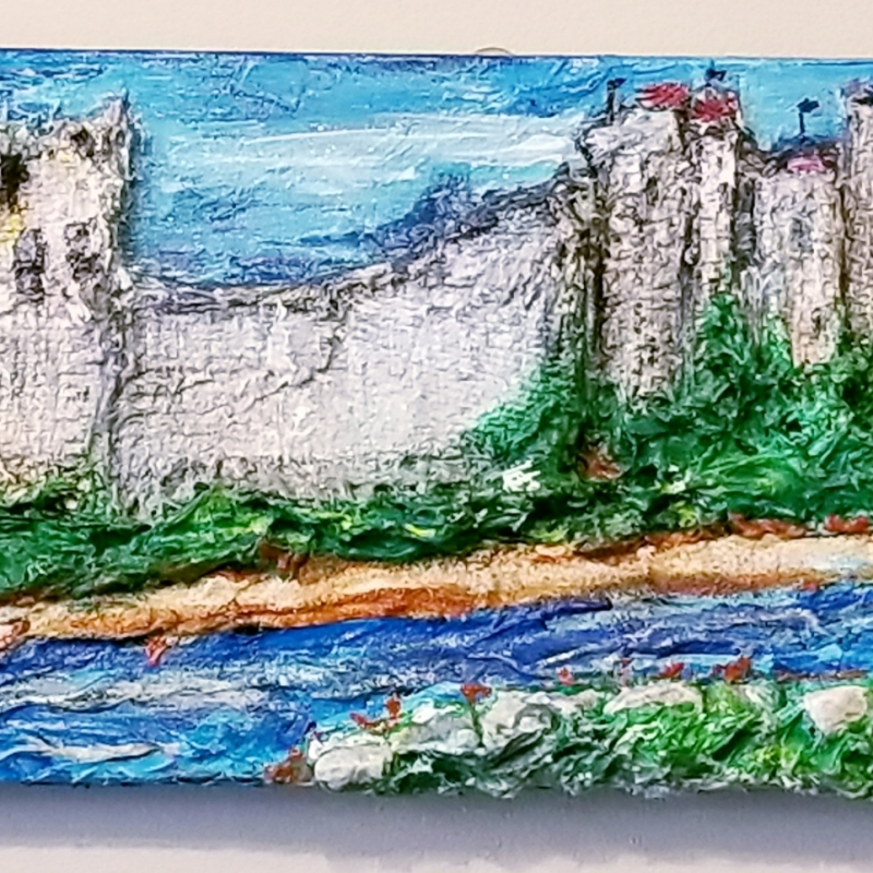 Castle trim