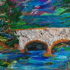 Bridge of Opportunity |24 x 48 | (SOLD)